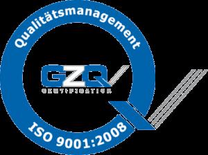 GZQ Logo Qualitätsmanagement