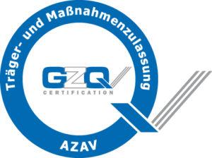 Siegel QZG Träger- und Maßnahmenzulassung AZAV