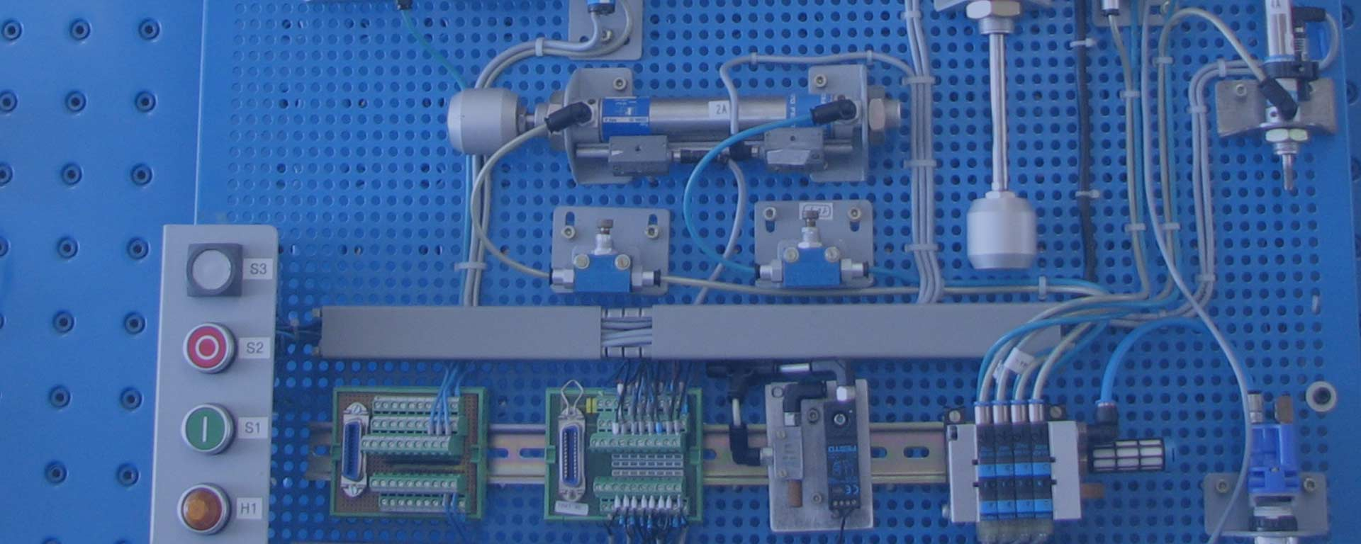 Schaltkonstrukt SPS Technik